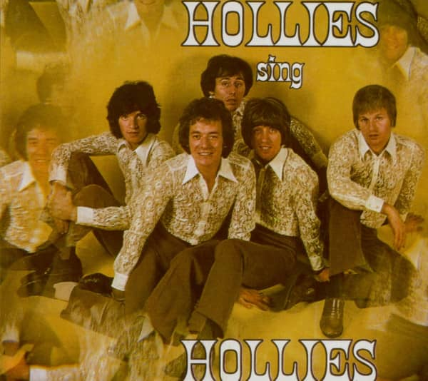 The Hollies Sing The Hollies (CD)