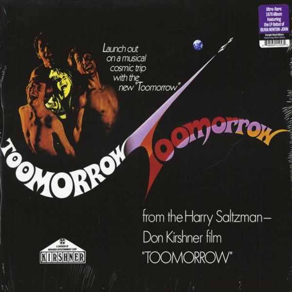 Toomorrow - Soundtrack (LP, Colored Vinyl)