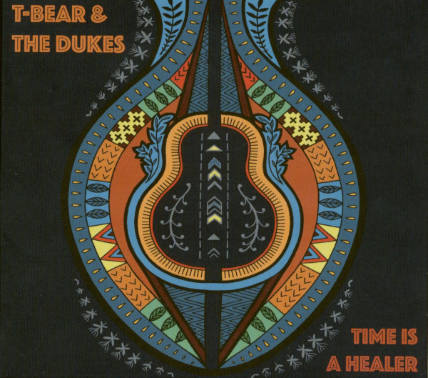 Time Is A Healer (CD)