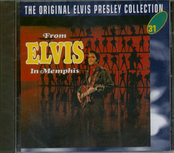 From Elvis In Memphis - The Original Collection #31 (CD)