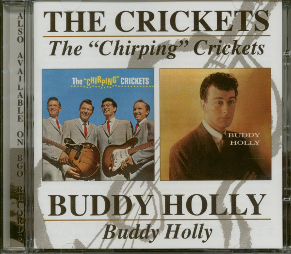 The Chirping Crickets - Buddy Holly