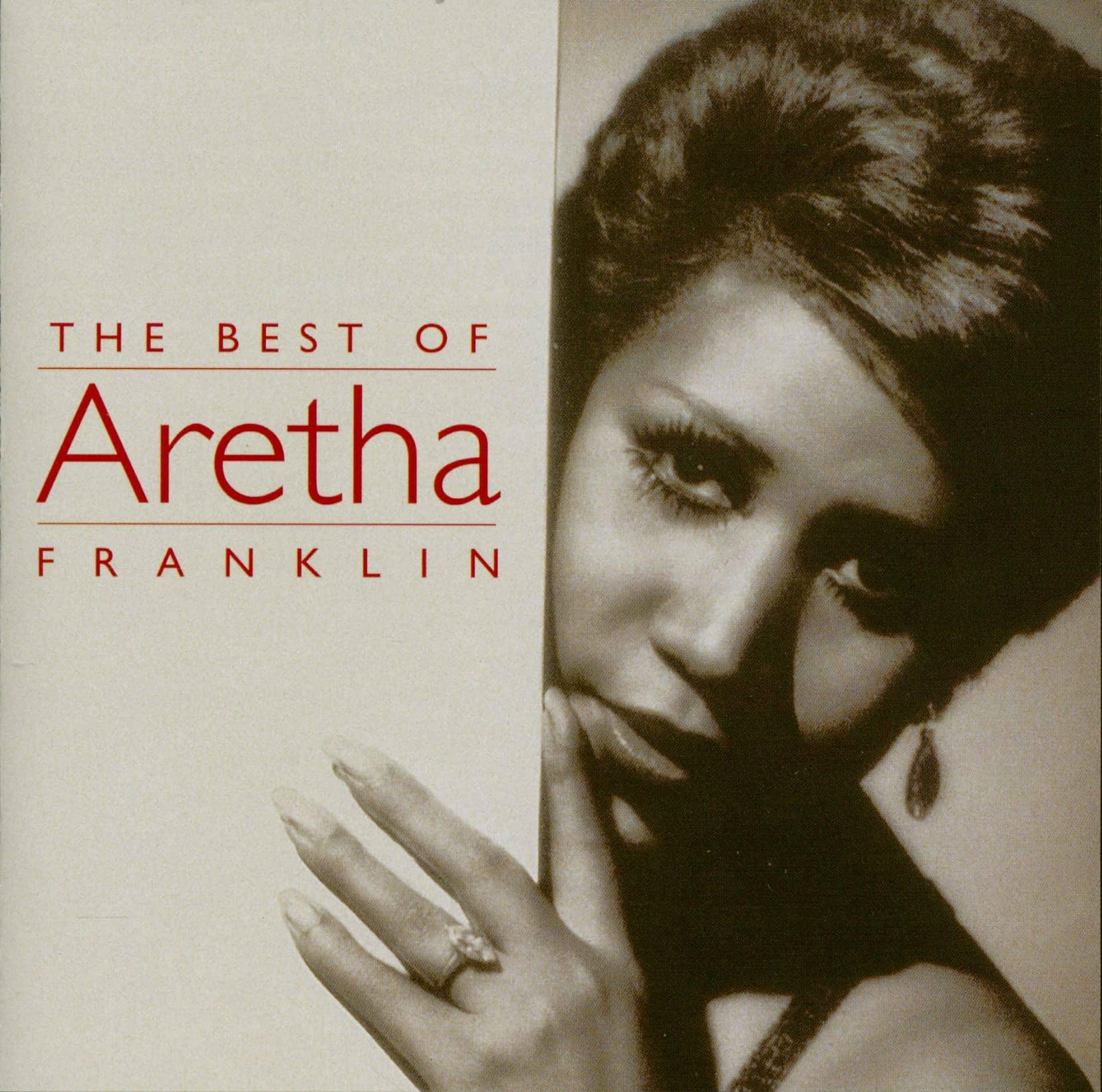 aretha franklin cd the best of aretha franklin cd. Black Bedroom Furniture Sets. Home Design Ideas