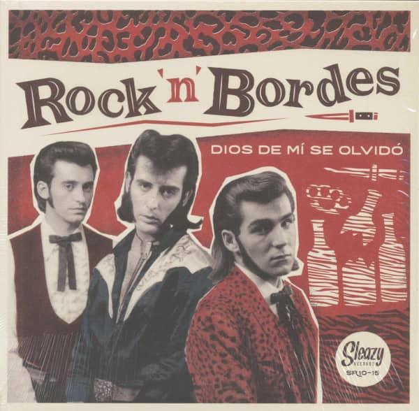 Dios De Mi Se Olivdo (LP, 10inch, Ltd.)