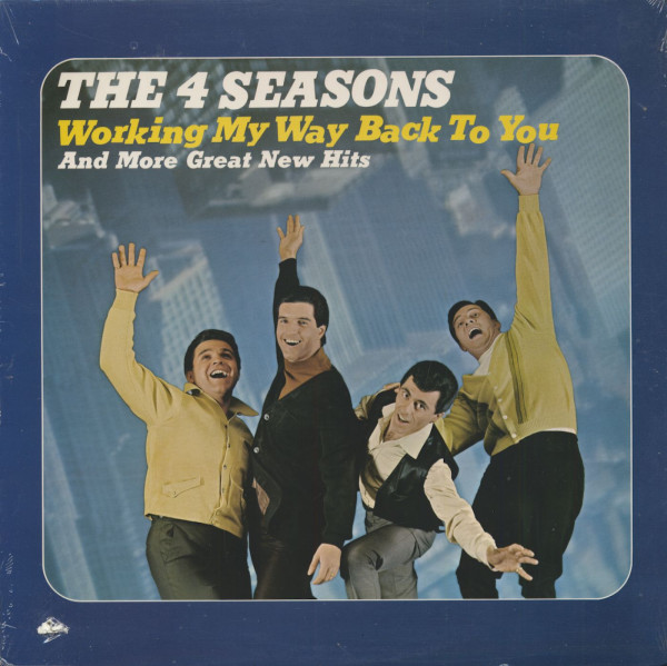 Working My Way Back (LP)