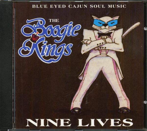 Nine Lives (CD)