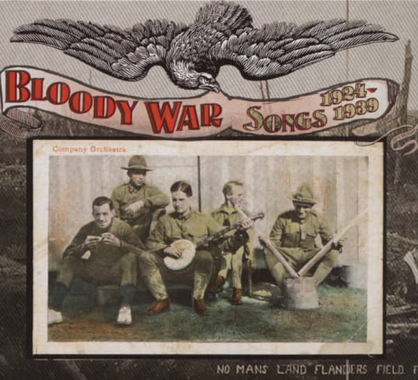 Bloody War Songs 1924-39