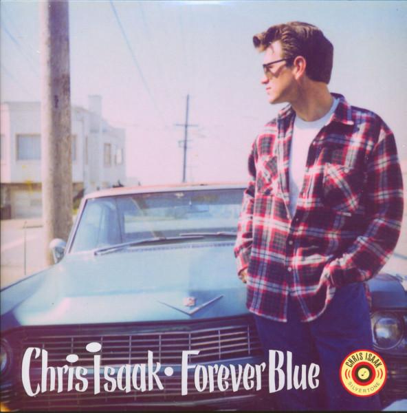 Forever Blue (LP, 180g, Blue Vinyl, Ltd.)