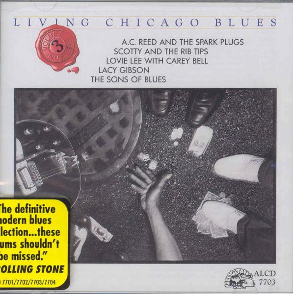 Living Chicago Blues Vol.3