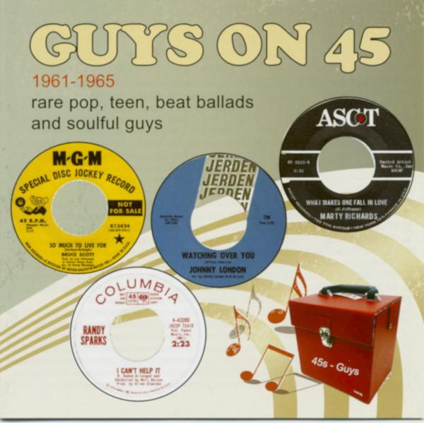 Guys On 45 1961 - 1965