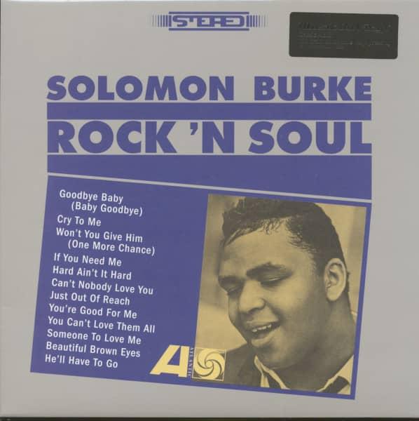 Rock'n Soul (LP, 180g Vinyl)
