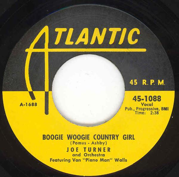 Chicken & The Hawk - Boogie Woogie C... 7inch, 45rpm