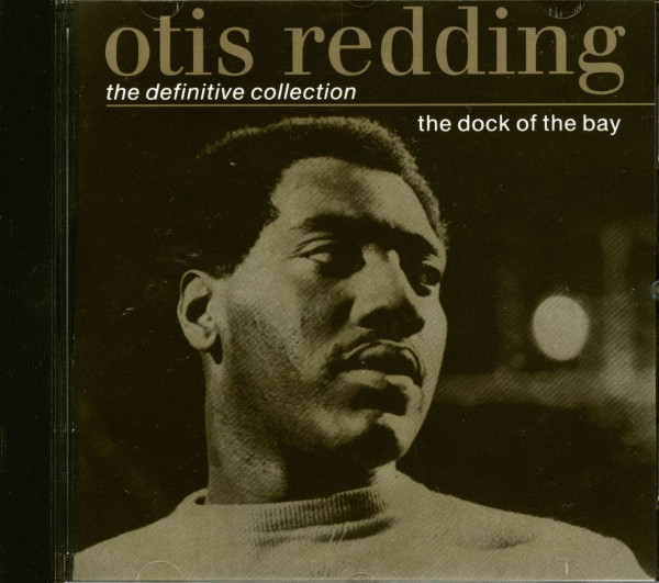Definitive Collection - Dock Of The Bay (CD)