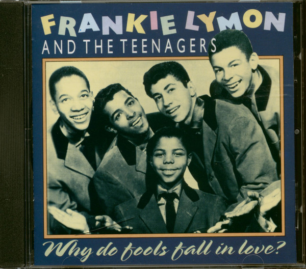Why Do Fools Fall In Love (CD)