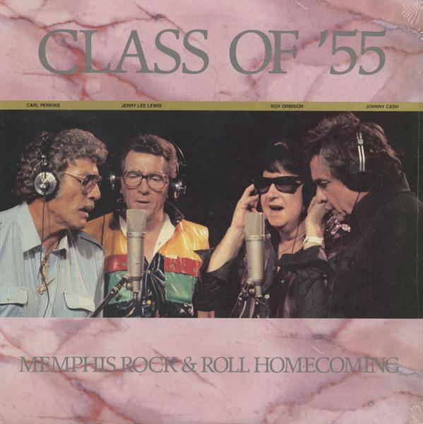 Class Of '55 - Memphis Rock Roll Homecoming (LP)