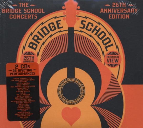 Bridge School Concerts: 25th Anniversary Edit