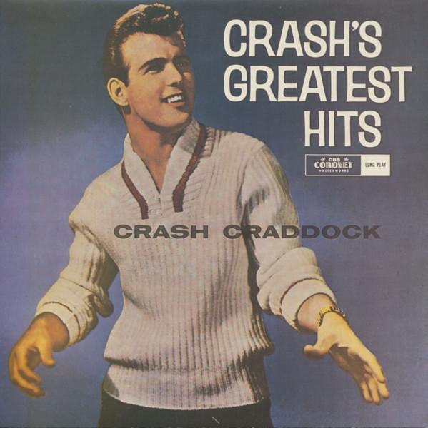 Crash's Greatest Hits (LP)