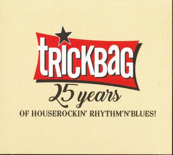 25 Years Of Houserockin' Rhythm'n'Blues (CD)