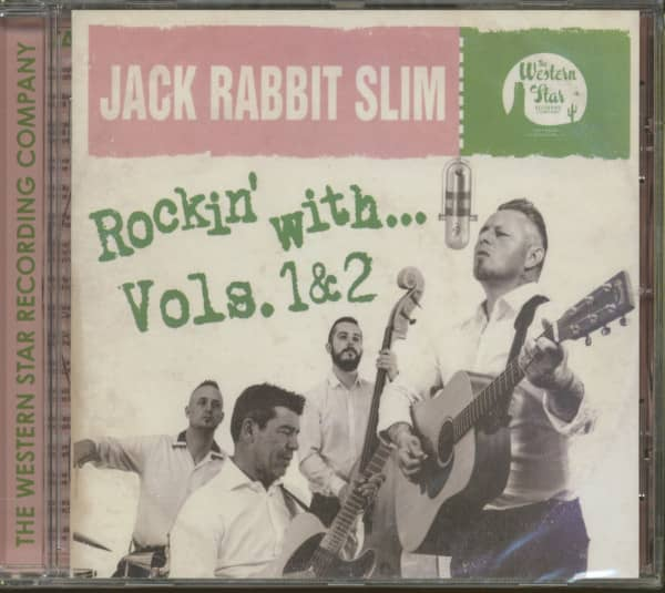 Rockin' With ... Vols. 1 and 2 (CD)