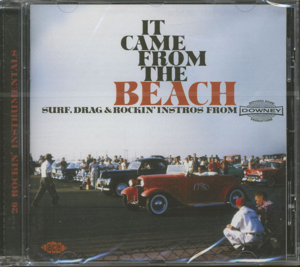 It Came From The Beach - Surf, Drag & Rockin Instros From Downey