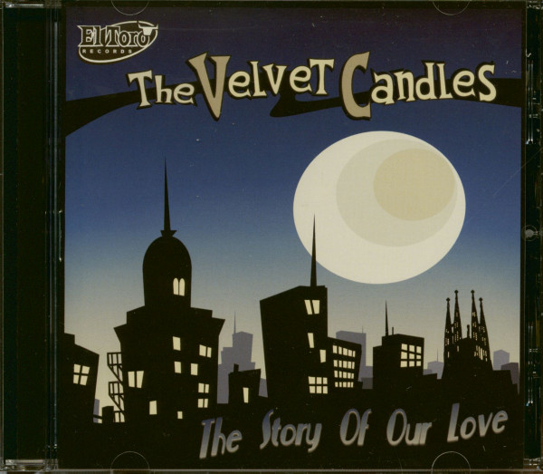 The Story Of Our Love (CD)