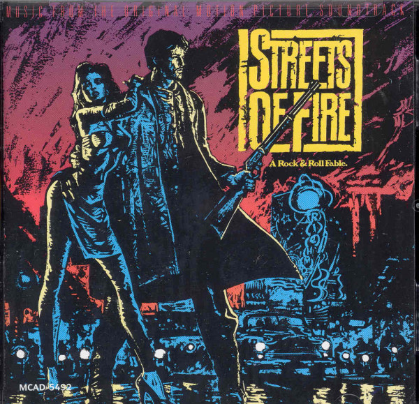 Streets Of Fire - Soundtrack