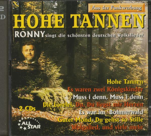 Die schönsten deutschen Volkslieder (2-CD)
