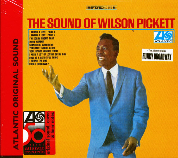 The Sound Of Wilson Picket (CD)
