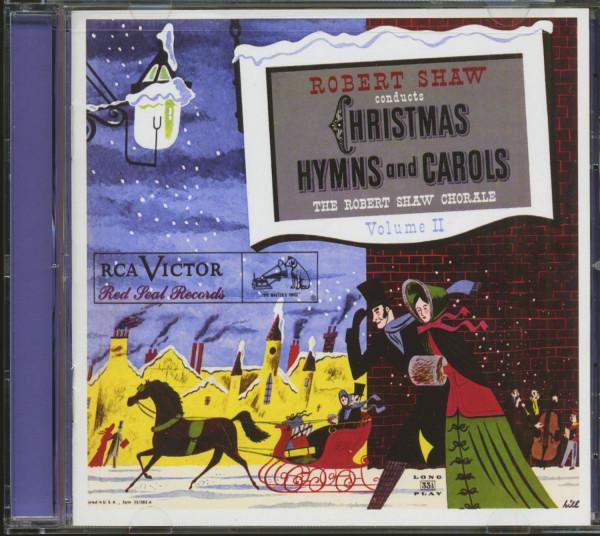 Christmas Hymns And Carols Vol.2 (CD)