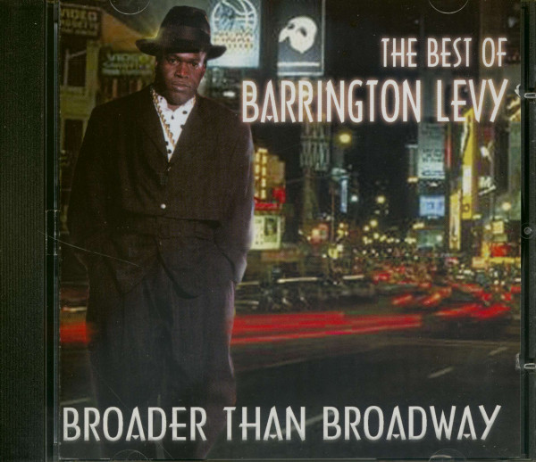 Broader Than Broadway - Best of Barrington Levy (CD)