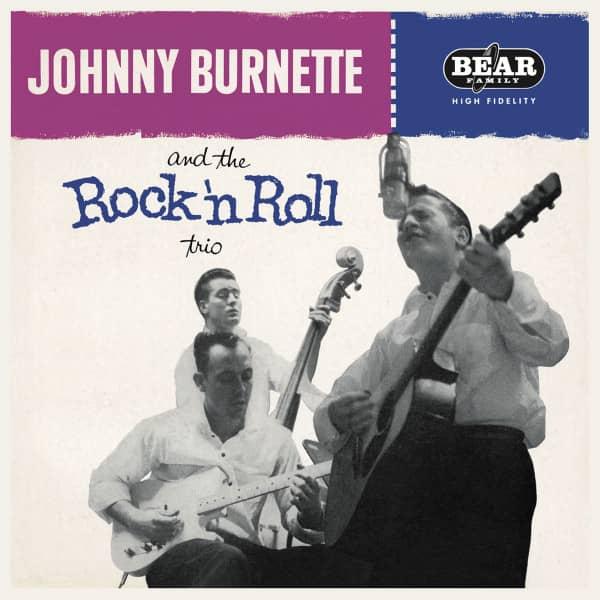 Johnny Burnette & The Rock & Roll Trio (180gram Vinyl)