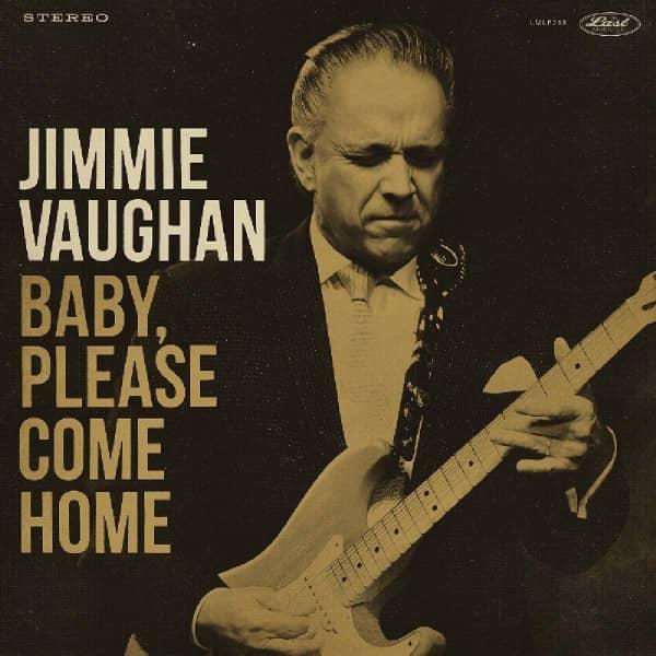 Baby, Please Come Home (LP, Aztec Gold Vinyl)