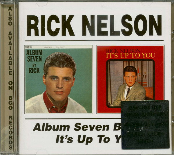 Album Seven & It's Up To You (CD)