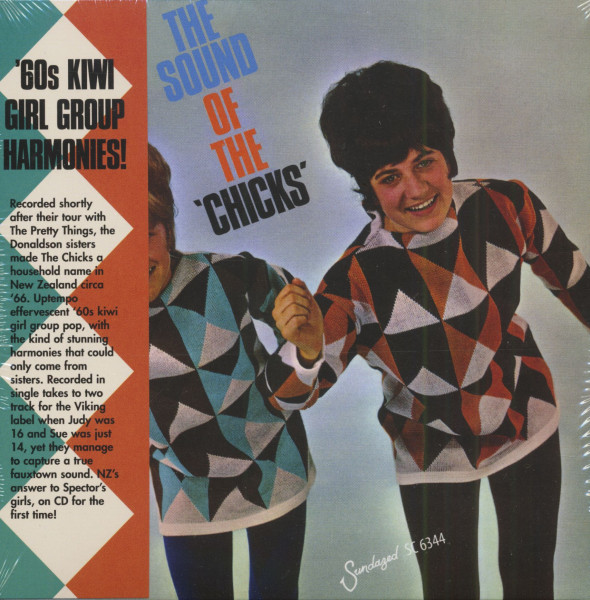 The Sound Of The Chicks (CD)