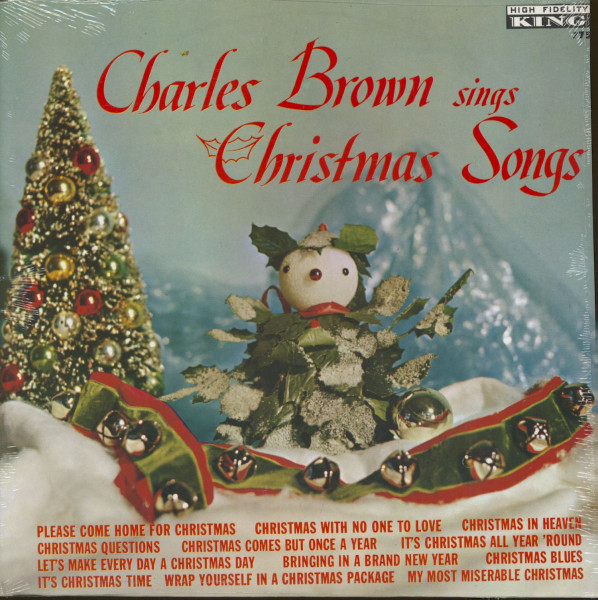 Charles Brown Sings Christmas Songs (LP)