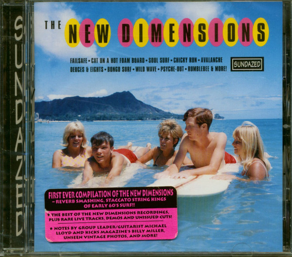 The Best Of The New Dimensions (CD)