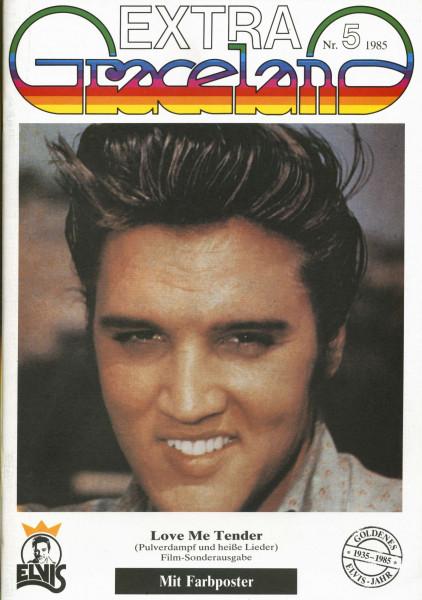 Graceland Extra Magazin Nr.05 - 1985
