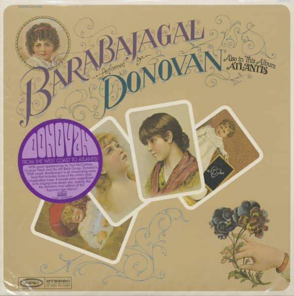 Barbajagal (LP)