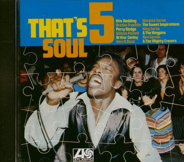 That's Soul 5 (CD)