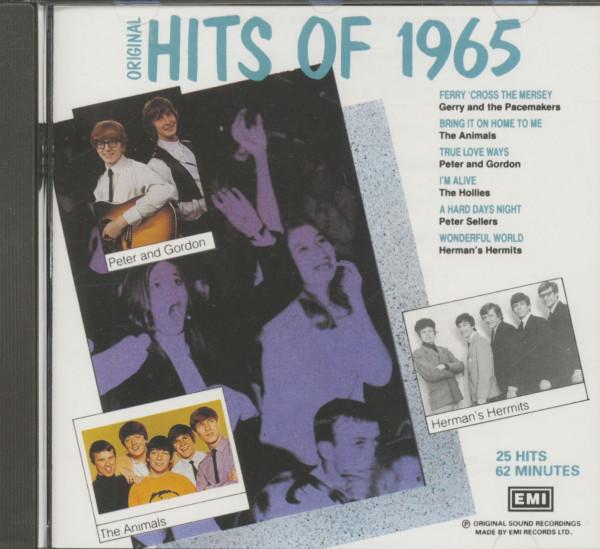 Original Hits Of 1965 (CD)