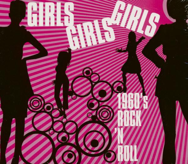 Girls Girls Girls - 60s Rock & Roll (Spar)