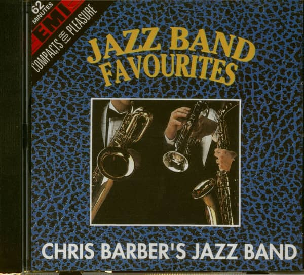 Jazz Band Favourites (CD)
