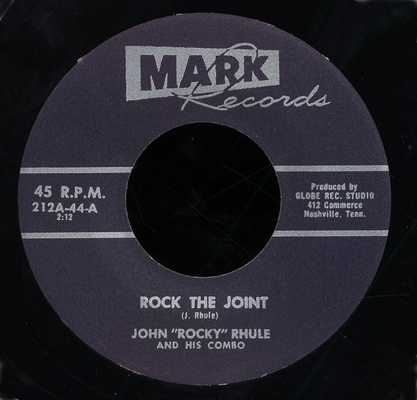 Rock And Roll Baby - Rock The Joint (7inch, 45rpm)