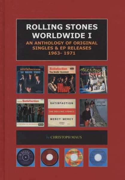Christoph Maus: Stones Worldwide-EP - S 1963-71