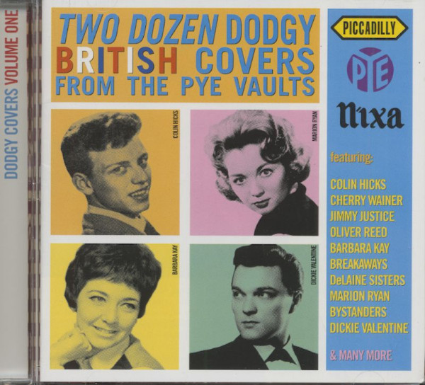 Two Dozen Dodgy Covers From The Pye Vaults (CD)
