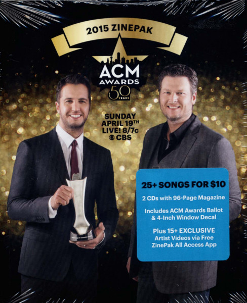 ACM Award - 2015 Zinepak (2-CD)