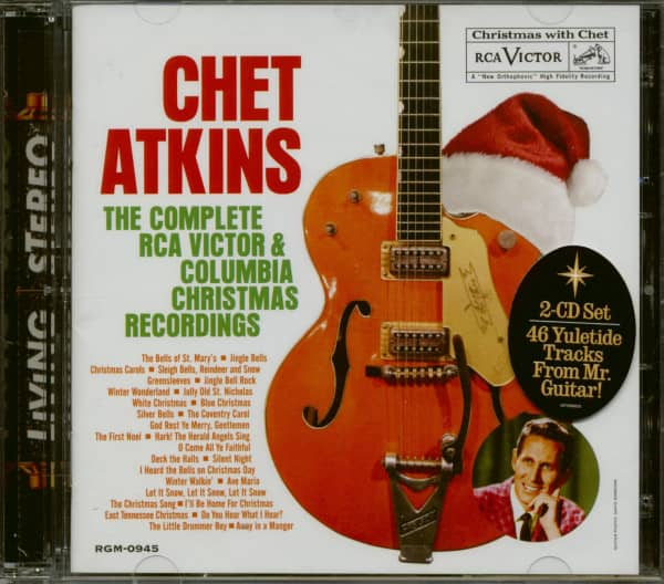 The Complete RCA Victor & Columbia Christmas Recordings (2-CD)