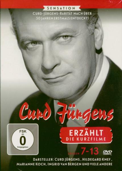 Curd Jürgens erzählt - Die Kurzfilme 7-13 (1960-1961)