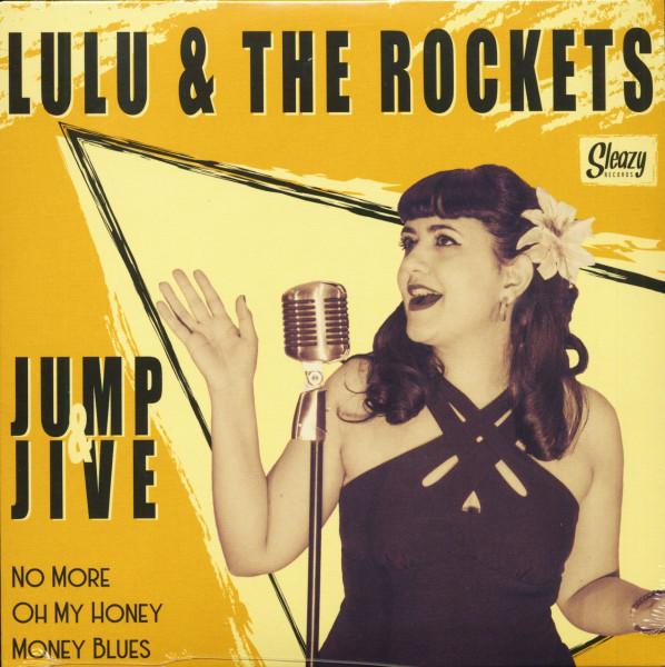 Jump & Jive (7inch, EP, 45rpm, PS)