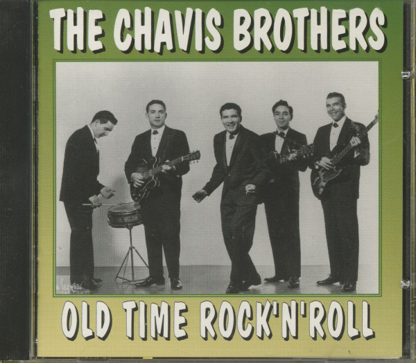 Old Time Rock 'n' Roll (CD)
