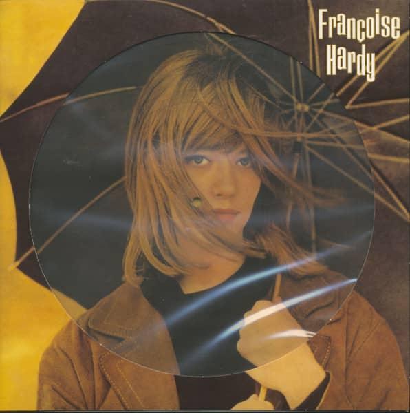 Francoise Hardy (Picture-LP, 180g Vinyl)